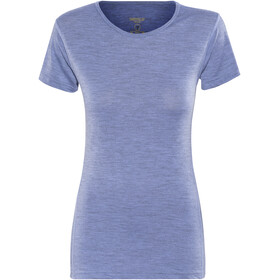 Devold Breeze T-Shirt Women Bluebell Melange